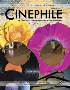 CINEPHILE'S  TENTH-ANNIVERSARY EDITION 11.1: VISIONS OF THE SIXTIES NOW AVAILABLE!